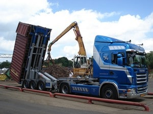 Container Trailer   SideLifter   Side Loader   Swinglift